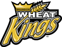 Brandon Wheat Kings logo