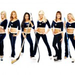 Nashvile Predators Ice Girls