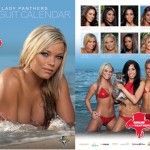 Redline Lady Panthers Calendar