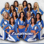 Tampa Bay Lightning Girls