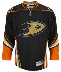 Ducks Third Jersey