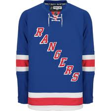 New York Rangers Home Jersey