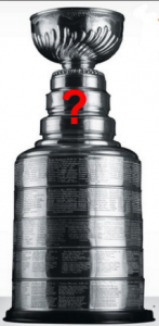 Stanley Cup Question Mark