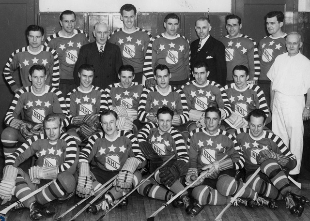1947 NHL All Star Team