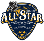 2016 NHL All-Star Game Logo