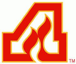 Atlanta Flames Logo
