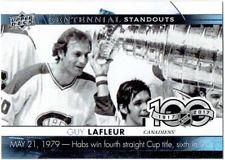 NHL Centennial Standouts C 79 Guy LaFleur