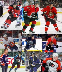 Dean McAmmond NHL Teams