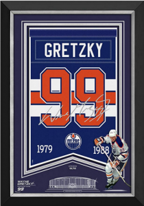 Wayne Gretzky Signed Picture