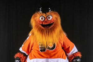Gritty - Flyers Mascot