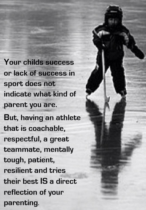 Child Success Hockey Reference