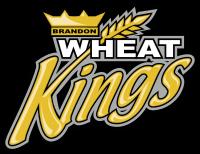 Brandon Wheat Kings logo