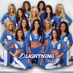Tampa Bay Lightning Girls