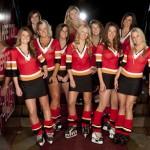 Calgary Flames Ice Crew