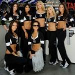 Los Angeles Kings Ice Crew Cheerleaders