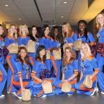 Edmonton Oilers Octane Girls