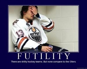 Oilers Futility