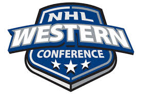 NHL Western Conference 2015-2016