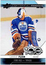 NHL Centennial Standouts CS 13 Grant Fuhr