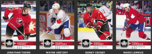 Canadian Collection Hockey Cards from Candian Tire