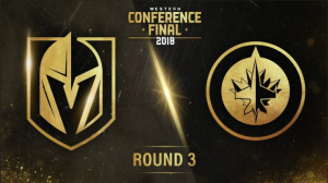 2018 Western Finalists Jets vs. Golden Knights