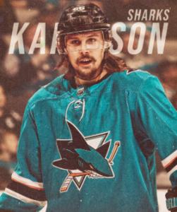 Erik Karlsson San Jose Sharks