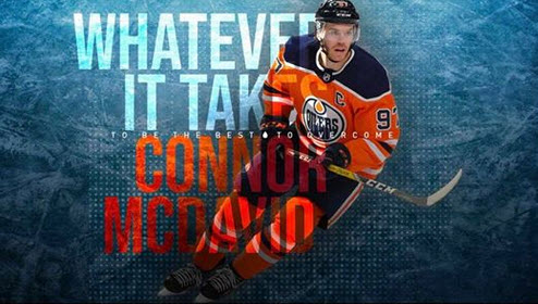Whatever IT Takes - Connor McDavid
