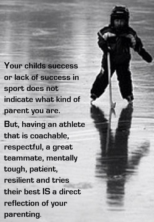 Child Success Hockey Reference